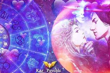 Astrology of Love (Synastry) image